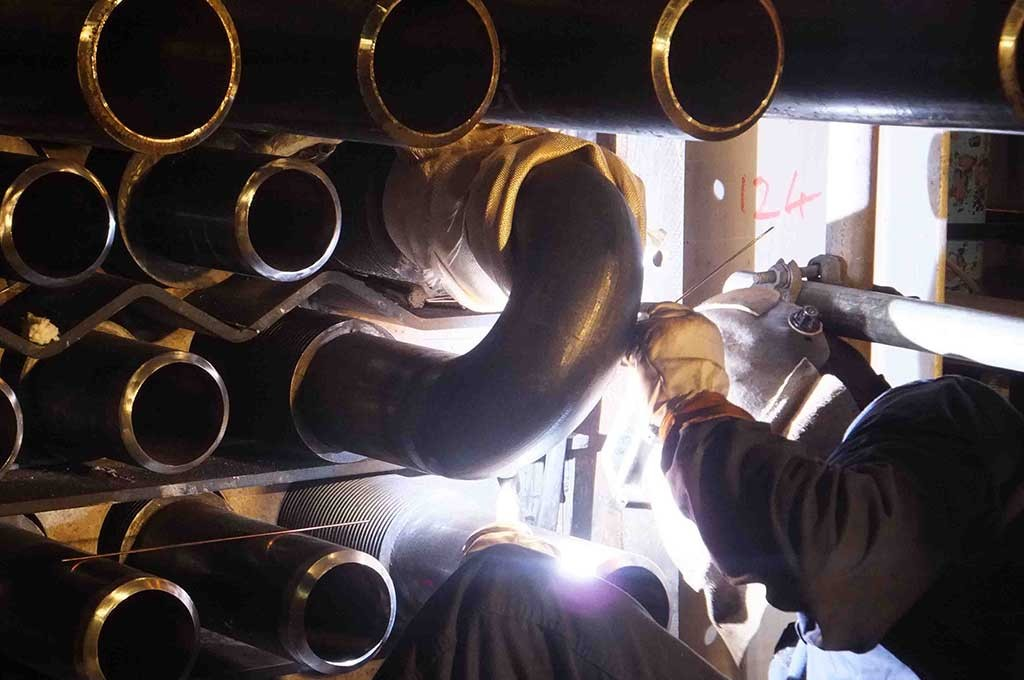 Qatar Fuel Additives Company. Mesaieed Plant, Qatar